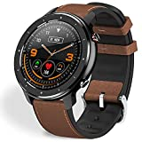 Smart Watch, Fullmosa Fitness Tracker with Heart Rate Monitor and Step Counter, Activity