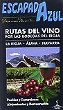 Rutas del Vino por las  Bodegas  del Rioja: LA RIOJA - ÁLAVA - NAVARRA (ESCAPADA AZUL)