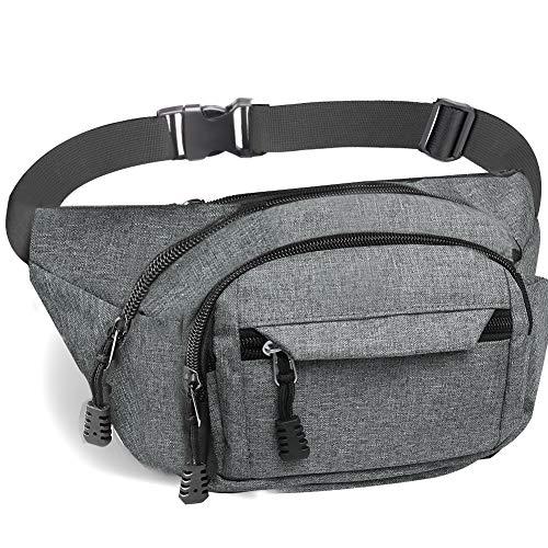 Gadom Bumbags and Waist Bag for Running Hiking Outdoor Sport Waterproof...