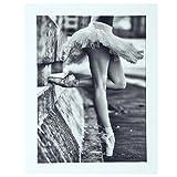 Fdit Pittura Moderna della Ballerina della Ragazza di Balletto della Parete di Arte della ...