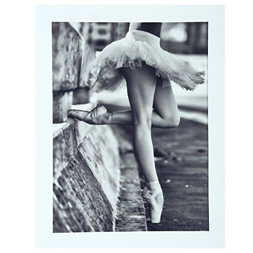 Fdit Pintura Moderna de la Bailarina de la Chica de Ballet de la Pared de Arte de la Pared de la Pintura Impresa para la decoración del Dormitorio del Ministerio de Interior