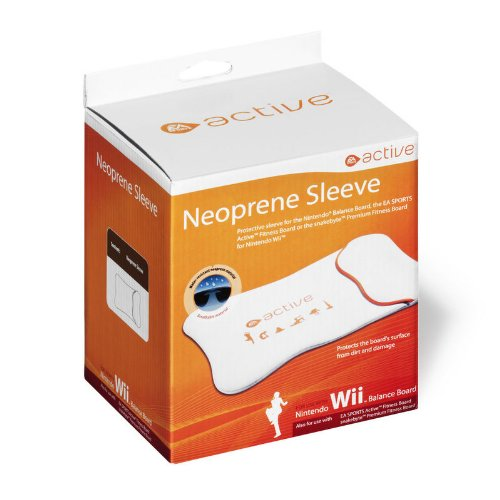 EA Sports Active Neoprene Sleeve für Wii / Wii U Balance Board