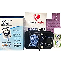 Precision Xtra Blood Glucose Meter Kit