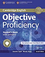 Objective Proficiency. Self-study Student's Book with answers by Unknown(2018-12-31)
