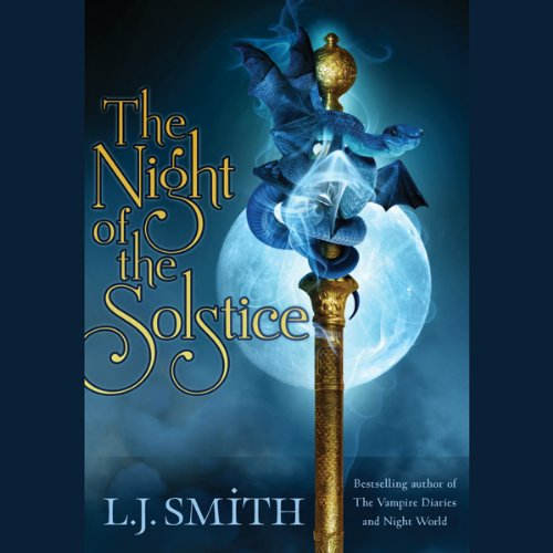 The Night of Solstice audiobook cover art