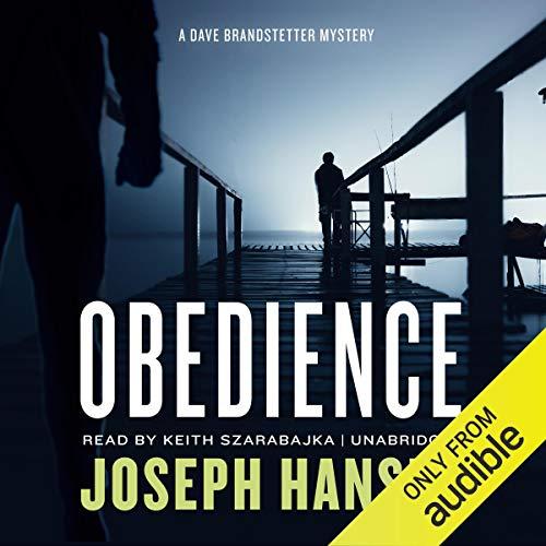Page de couverture de Obedience