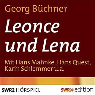 Leonce und Lena Titelbild