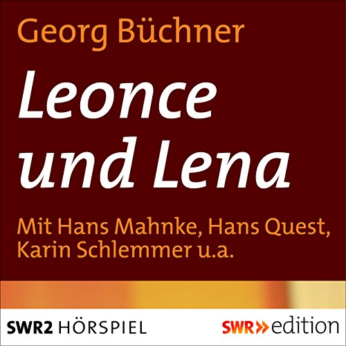 Leonce und Lena audiobook cover art