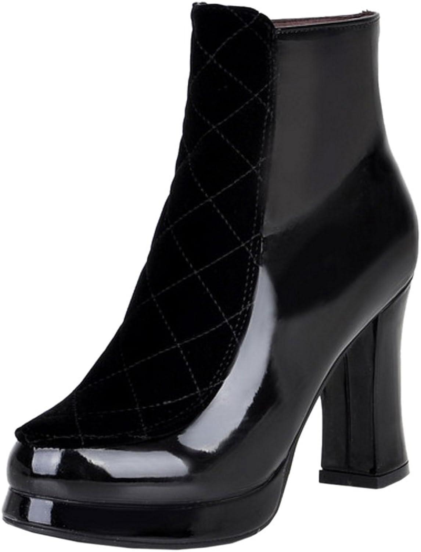 CarziCuzin Women Fashion Short Boots