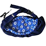 OrgMemory Carrier Soft-Sided Pet Carrier, Hands-Free Adjustable Sling Bag, Small Dogs/Cats Outdoor Shoulder Carry Bag 7