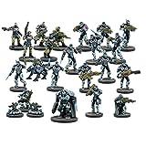 Mantic Games MGDZE101 Deadzone Enforcer Faction Starter Playset