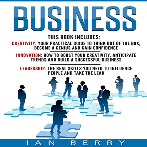 Business: 3 Manuscripts Audiobook By Ian Berry cover art
