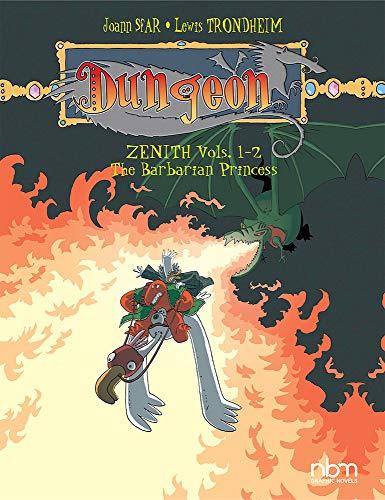 Dungeon Zenith: The Barbarian Princess
