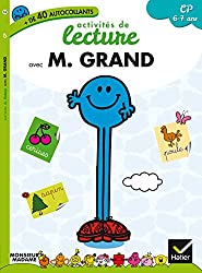 Monsieur Grand - CP - Lecture