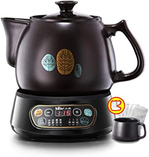 Herbal Medication Pot Nep, Casserole Cooker, Multifunction Gas Soup Decoction Tank Stone Health Non-stick Pan Cooking Utensils, Precise Control