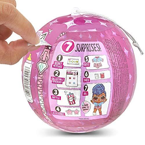 L.O.L. Surprise - Sparkle series 1 Boule - 7 suprises - Modèle aléatoire