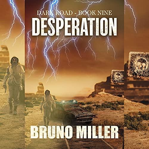 Desperation Audiobook By Bruno Miller cover art