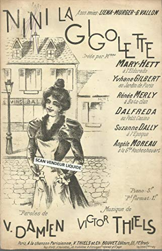 Nini La Gigolette
