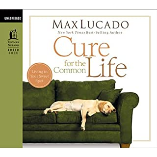 Cure for the Common Life cover art