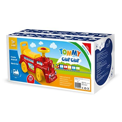 Grandi Giochi- Primi Passi Tommy Ciuf, Multicolore, GG45054