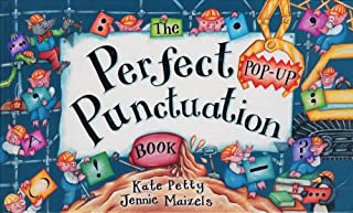 The Perfect Pop-Up Punctuation Book by Kate Petty - Hardcover