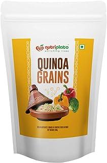 Nutriplato-enriching lives Quinoa Grain, 500 g