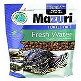Mazuri Aquatic Turtle Diet - All Type Floating Pellets - 1-lb (in Bulk Packing)