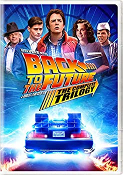 Back to the Future  The Complete Trilogy [DVD]