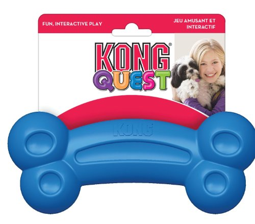 KONG Quest Hueso L, Assorted, Large