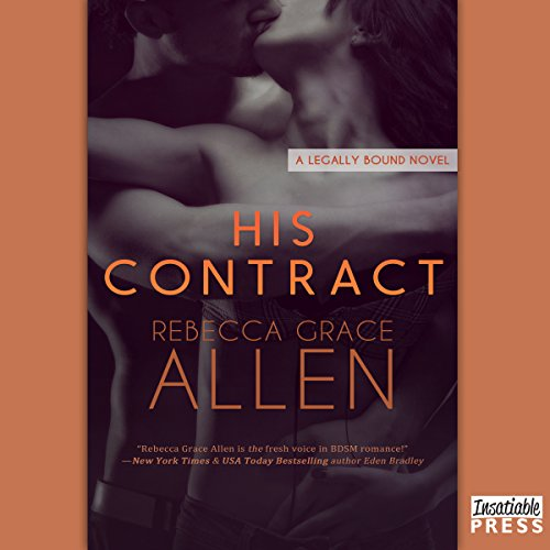 His Contract audiobook cover art