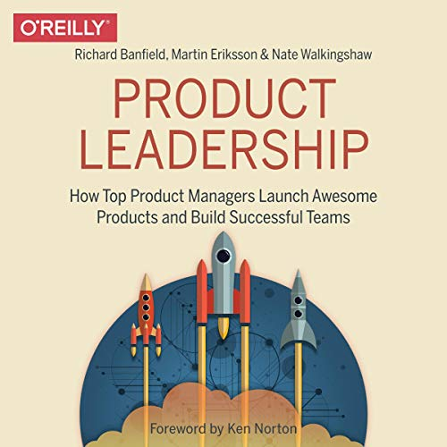 Product Leadership cover art