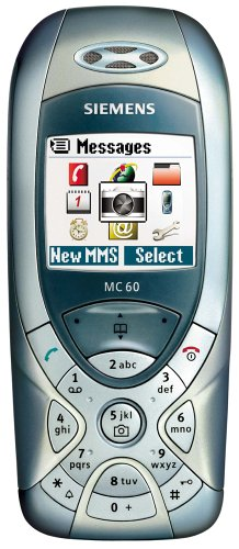 Siemens MC60 titan Handy