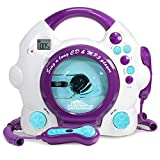Best Childrens Cd Players - Kids Karaoke Machine - CD & MP3 Player Review