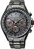 [シチズン] 腕時計 アテッサ F950 Eco-Drive エコ・ドライブGPS衛星電波時計 スター・ウォーズ限定モデル「ダース・ベイダーモデル」限定1,500本 限定BOX付 CC4006-61E メンズ ブラック