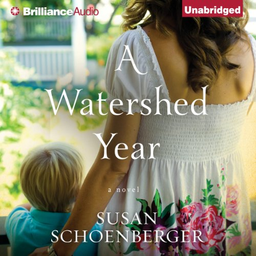 A Watershed Year audiobook cover art