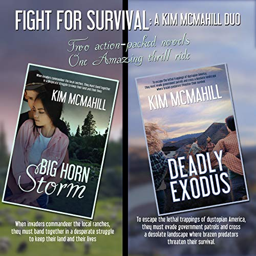 Fight for Survival: a Kim McMahill Duo (English Edition)