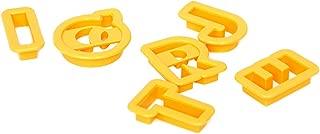 Best lower case alphabet cookie cutter set Reviews
