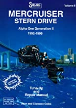 Mercruiser Stern Drives, 1992-1996 Volume II Alpha one generation II 1992-1996 (Seloc Marine Tune-Up and Repair Manuals)