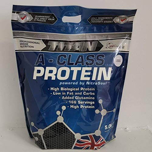 Iron Science Titan A-Class Whey Protein 5Kg (Oreo Crush)