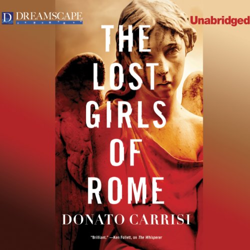 The Lost Girls of Rome audiobook cover art