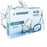 Wessper Cartuchos de Filtrado de Agua, Compatibles con BRITA maxtra, AmazonBasics, 10 Unidades
