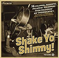 Shake Yo' Shimmy Vol.1 [Analog]