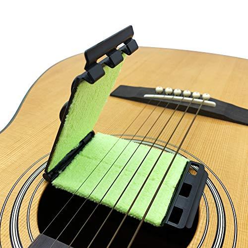 Akoestisch elektrische gitaar bas snaren Cleaner Brush Board Scrubber Toets Rub schoonmaak tool Onderhoud Onderhoud Accessoires