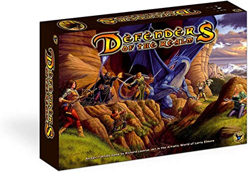 Eagle Games Defenders of The Realm