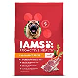 Iams Proactive Health Adult Dry Dog Food Lamb And Rice, 30 Lb. Bag