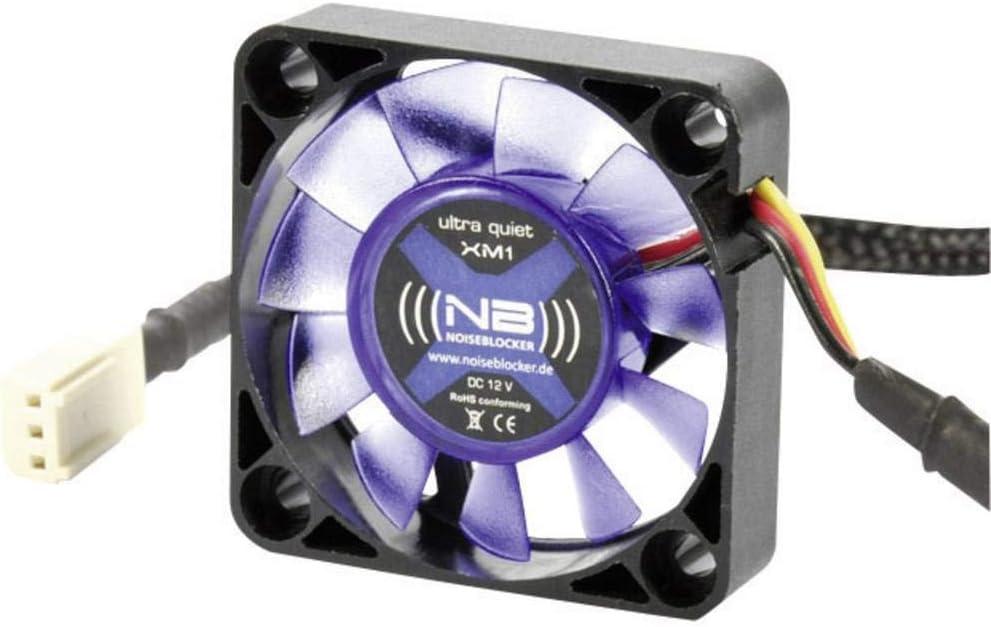 Blacksilentfan Xr 2 60x60x25mm 3pin 2200u Computer Zubehör