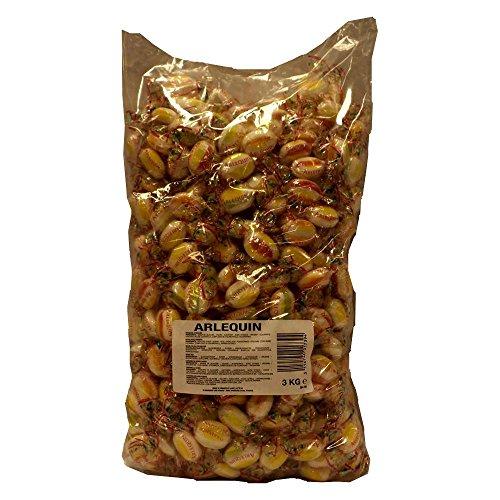 Lutti Arlequin Fruit – 3 kg
