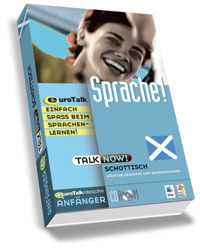 Preisvergleich Produktbild Talk Now Learn Scots Gaelic: Essential Words and Phrases for Absolute Beginners (PC / Mac)