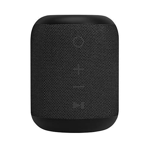 Mini Bluetooth Lautsprecher XQISIT Box Speaker Wasserfest Waterproof Schwarz