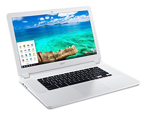 "2018 Newest Acer 15.6"" Full HD IPS ChromeBook with 3x Faster WiFi"